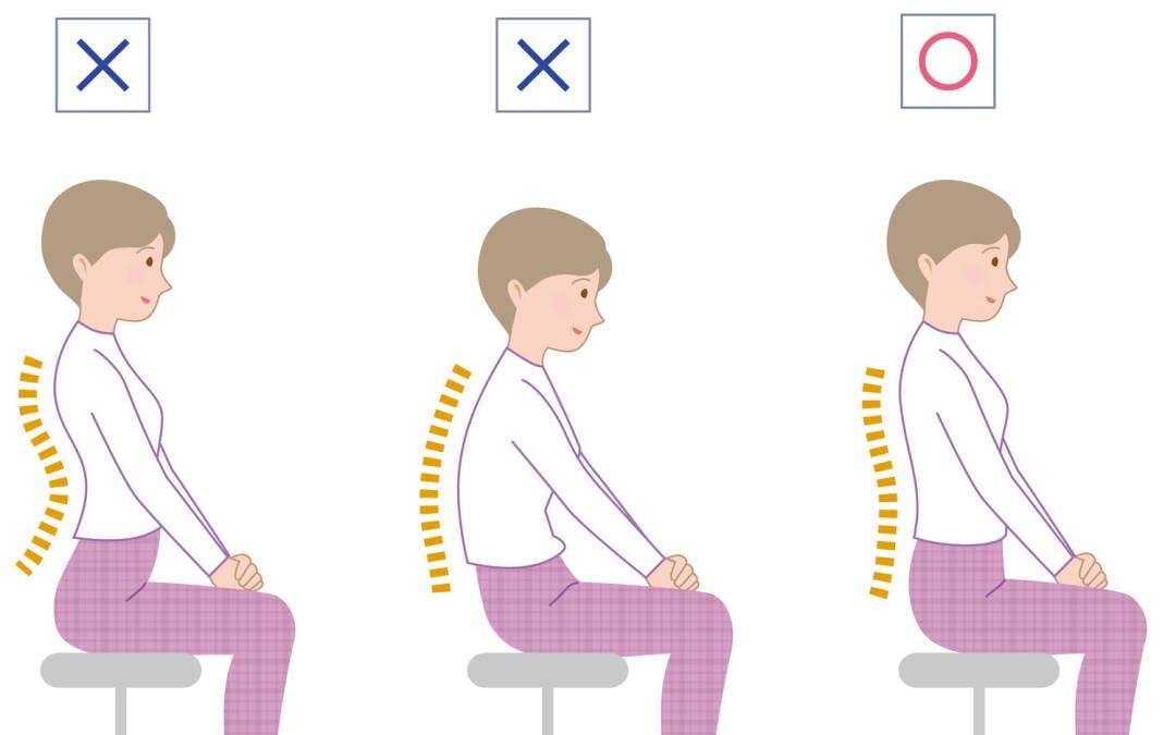 Better Posture = Better Health