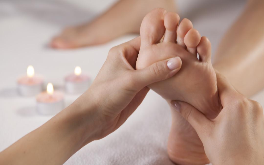 Massage with Reflexology